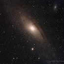 M31 - Andromeda,                                Dario Iraci