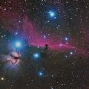 Horsehead Nebula,                                Rogerio Alonso