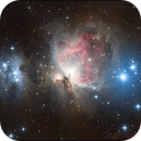 M42 in a foggy November Night,                                Gottfried Meissner
