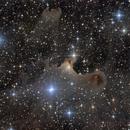 vdB141  Ghost Nebula,                                CoFF