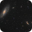 M 106 and friends,                                Herbert_W