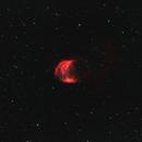 Abell 21 in Ha/OIII, Medusa Nebula, HOO,                                Steven Christensen