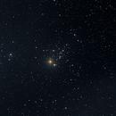 NGC 457,                                Kathy Walker