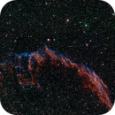 NGC6995 Eastern Veil Nebula,                                George Pappayliou