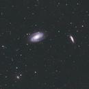 Bode's Galaxy and Cigar Galaxy (M 81, M 82),                                Johannes Grimm