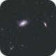 Bode's Galaxy and Cigar Galaxy (M 81, M 82),                                Johannes Grimm