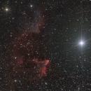 IC 59 / IC 63 - Gamma Cassiopeia Nebula,                                Gebhard Maurer
