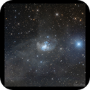 The Topsy Turvy Galaxy (NGC1313) and IFN,                                Göran Nilsson