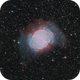 M 27 Dumbbell nebula,                                Frank Rauschenbach