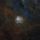 Sh2-112 - A nebula in Cygnus - SHO,                                Daniel.P