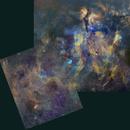 Cygnus Mosaic now 5 panels,                                Carastro