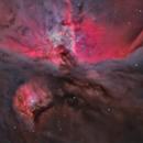 Trapezium of M42,                                AstroGG