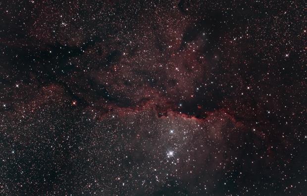 NGC 6188,                                Matt Balkham