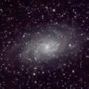 M33: Triangulum Galaxy,                                  RonanHunt