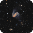 NGC2442 The Cobra and the Mouse in Volans - Sadr Chile,                                Arnaud Peel