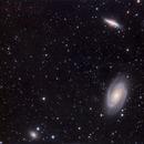 M82 supernova SN2014J,                                mickut