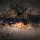 Milky Way,                                Wei-Hao Wang