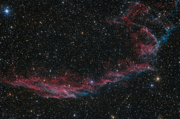 NGC 6992 Eastern Veil,                                ADBjester