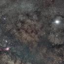 Antares to M8,                                PascalB