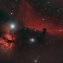 Horse Head Nebula,                                Brent Jaffa