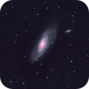 M106 -LRGB-HA,                                Eric Walden