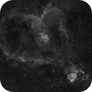 IC 1805 - Heart Nebula in Ha,                                Chris Massa