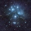 M45 Pleiades,                                Justin Katsinis