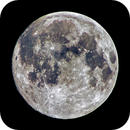 Full moon perigee HDR,                                Phototriber