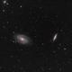 M81 and M82,                                Jens Zippel