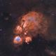 NGC6334 - Cat's Paw Nebula,                                Janco