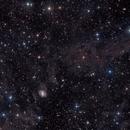NGC6951 in Cepheus,                                Arnaud Peel