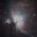 De Mairan's Nebula  & Trapezium,                                G400