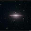 M 104 / NGC 4594 / Sombrero Galaxy,                                Roger Groom