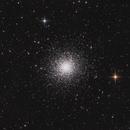 M13 Hercules Cluster,                                Valerio Avitabile