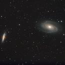 M81 and M82,                                Vega
