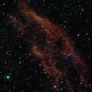 NGC1499 - California Nebula - 20200211 - StarTravel 80 - UHC,                                altazastro