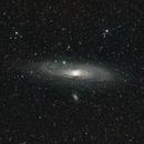 Andromeda galaxy,                                Corentin Martine
