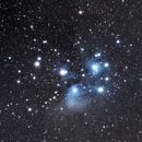 M45 Pleiades,                                Chris Nowland