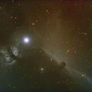 Horsehead Nebula Barnard 33,                                Alastairmk