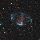 Motch-Werner-Pakull 1 / MWP1 / Methuselah Nebula (PN G080.8-10.6, PK 080-10.1, PNG 80.8-10.6),                                Chris Sullivan