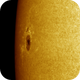 AR2740 & Convection Cells, Photosphere, 05-04-2019,                                Martin (Marty) Wise