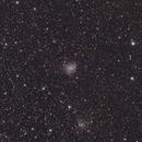 Fireworks Galaxy LRGB,                                Sean Boon