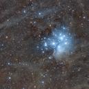 m45 pleiades,                                Andreas Max Böckle