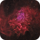 Flaming Star - IC405 HALRGB,                                Ezequiel