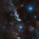 Witch Head IC2118 wide field,                                Ken Mitchell