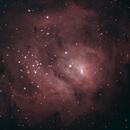 Lagoon Nebula,                                Paul Wilcox (UniversalVoyeur)