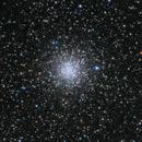 Messier 56  - globular cluster in Lyr,                                Lars Stephan