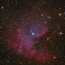NGC281 The Pacman Nebula,                                Hata Sung
