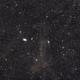C/2017 T2(Panstarrs) close M81/M82,                                Patryk