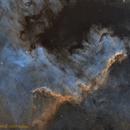 NGC7000 Cygnus Wall - HST,                                Matej Kovalčík